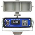 Panel Interface Connectors, You don't need to open a panel door again. Ideal for programming, testing, and power access.